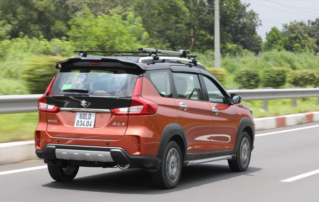 Suzuki XL7 hoàn toàn mới - Kẻ thay đổi cuộc chơi trong phân khúc SUV 7 chỗ tại Việt...